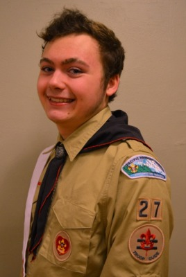 Mitchell Baltmiskis - Eagle Scout