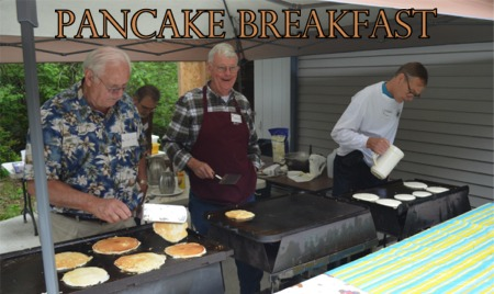 Fox Island Museum Annual Pancake Breakfast